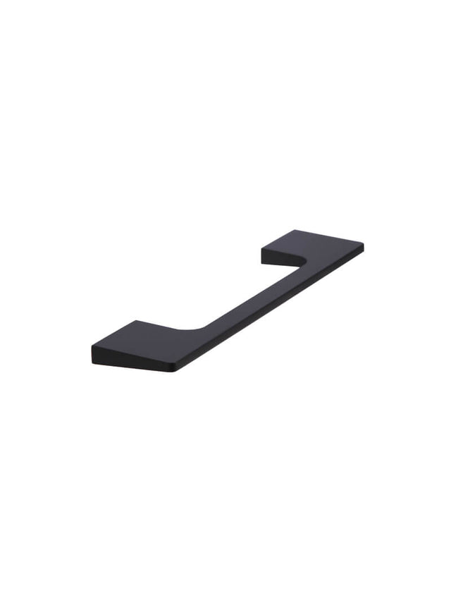 Meir Handles for Cabinets 128mm - Matte Black (SKU: MH128-F) Image - 1