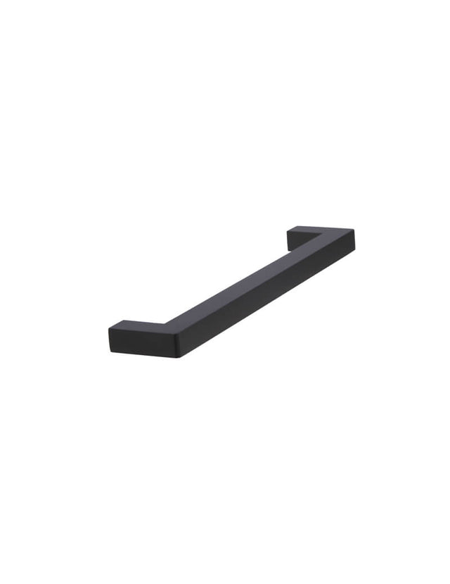 Meir Square Handle for Cabinets 160mm - Matte Black (SKU: MH160-S) Image - 1