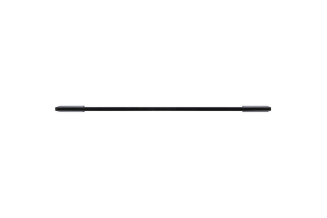 Meir Handles for Cabinets 224mm - Matte Black (SKU: MH224-F) Image - 4