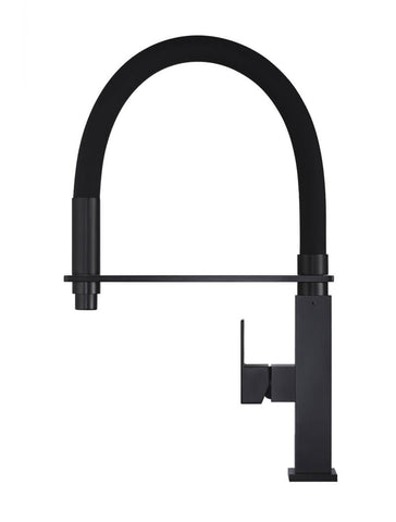 Meir Flexible Kitchen Mixer - Matte Black