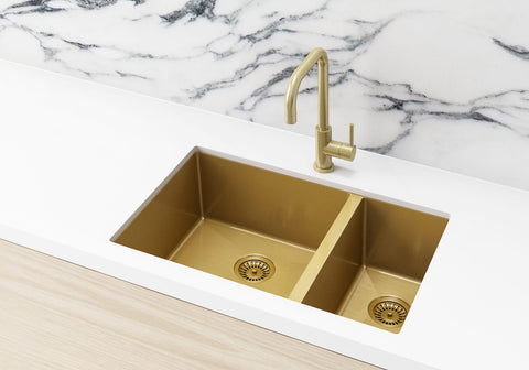 Kitchen Sink Brushed Bronze