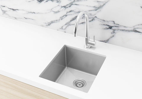 Kitchen Sink Brushed Nickel