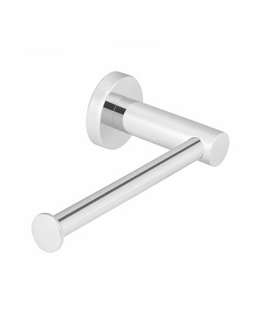 Meir Round Toilet Roll Holder - Polished Chrome