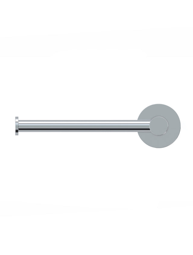 Round Toilet Roll Holder - Polished Chrome (SKU: MR02-R-C) by Meir