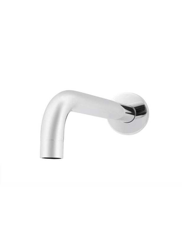 Meir Round Curved Spout - Polished Chrome (SKU: MS05-C) Image - 3