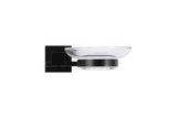 Soap Dish - Matte Black - MSD01