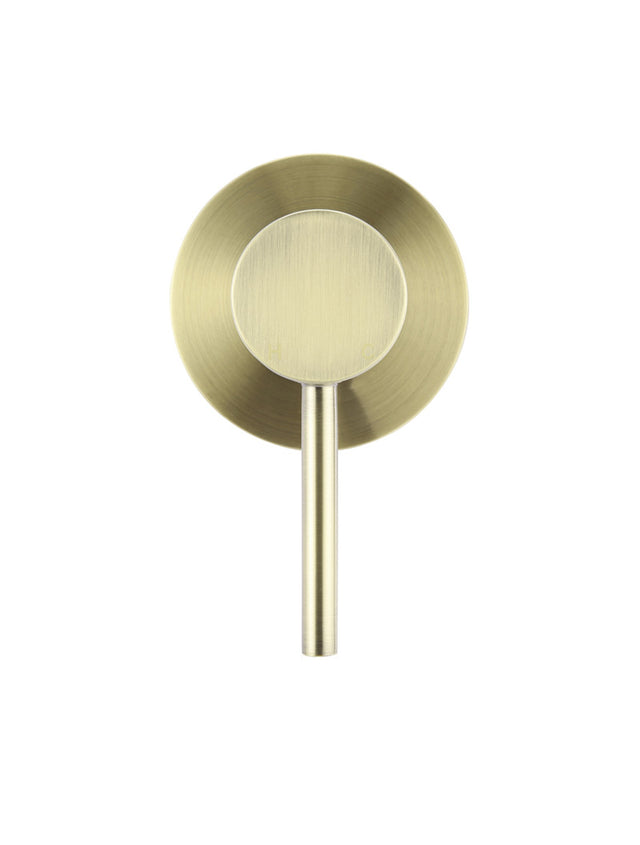 Meir Round Wall Mixer - Tiger Bronze (SKU: MW03-BB) Image - 3