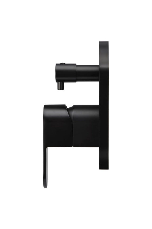 Meir Zitto Diverter Mixer - Matte Black (SKU: MWZ02) Image - 3