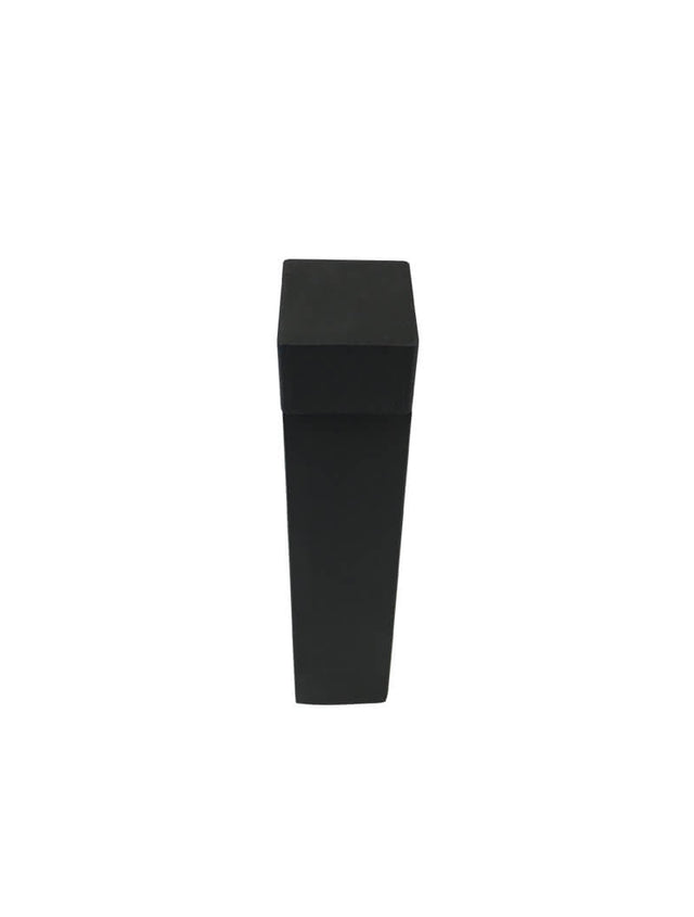 Meir Square Door Stop - Matte Black (SKU: MDS01) Image - 2