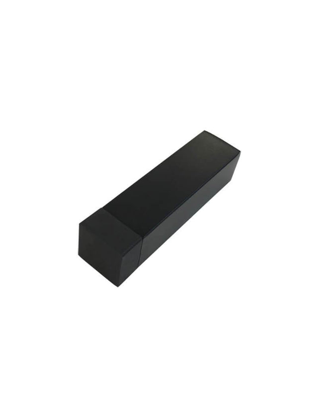 Meir Square Door Stop - Matte Black (SKU: MDS01) Image - 1