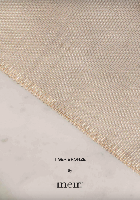 Meir AU Meir Australia Catalogue - Tiger Bronze Gold (SKU: Catalogue-AU-BB) Image - 1
