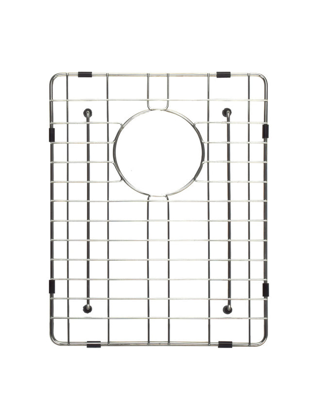 Meir Lavello Protection Grid for MKSP-S380440 - Polished Chrome (SKU: GRID-01) Image - 1