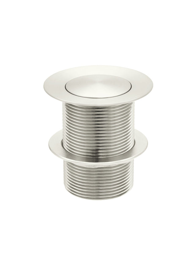 40mm Pop Up Waste - No Overflow / Unslotted - PVD Brushed Nickel (SKU: MP04-B40-PVDBN) by Meir
