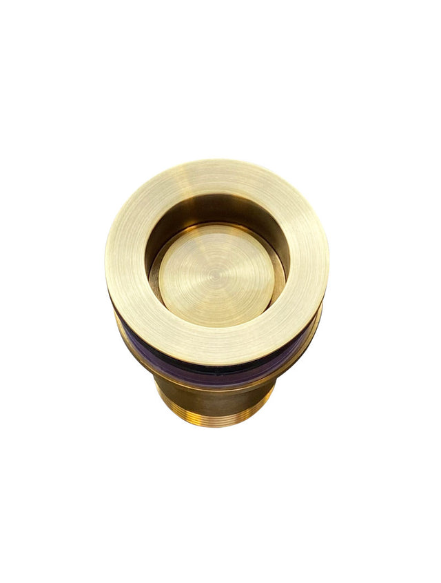 Meir Basin Pop Down® Waste 32mm – by Bounty Brassware - Tiger Bronze (SKU: MP04-E-BB) Image - 2