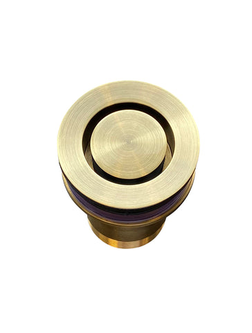 Bath Pop Down® Waste 40mm – by Bounty Brassware - Tiger Bronze