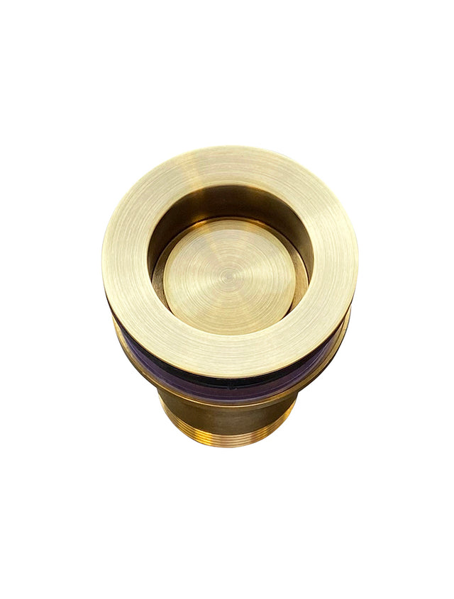 Meir Bath Pop Down® Waste 40mm – by Bounty Brassware - Tiger Bronze (SKU: MP04-E40-BB) Image - 2