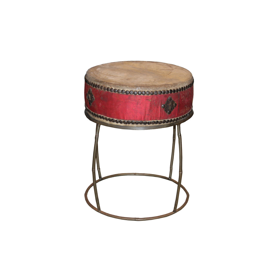 Korean Shaman's Drum Table