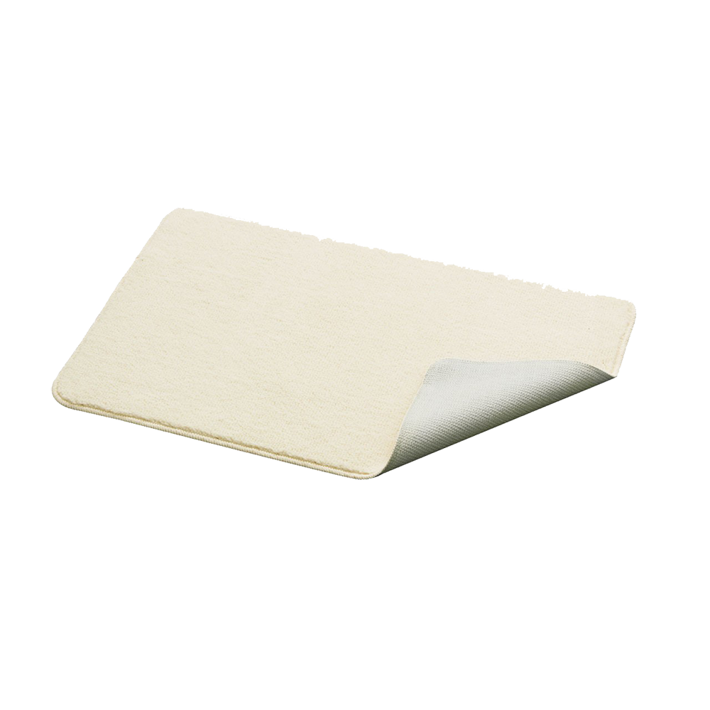 Cream Bath Mat