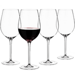 Pack of 4 Large Wine Glasses