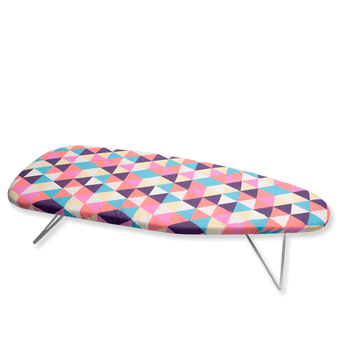 Table Top Ironing Board (Geo Style)