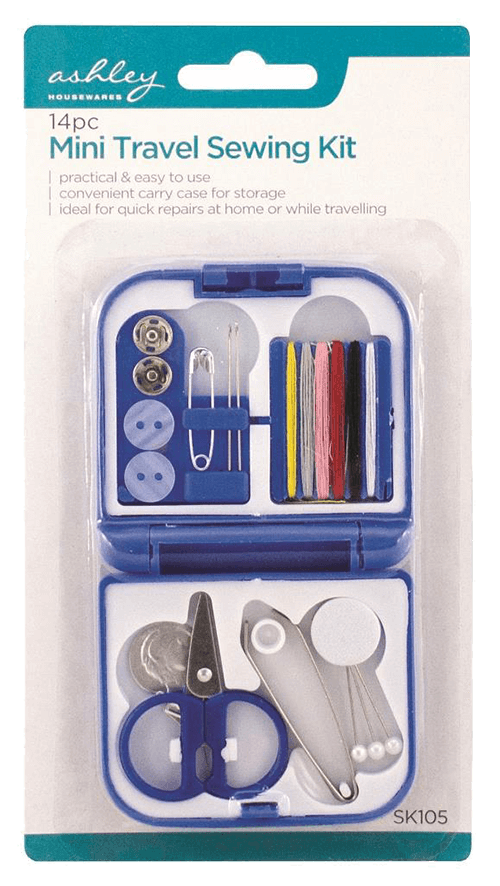 14pc Mini Travel Sewing Kit