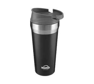 Grey Travel Mug