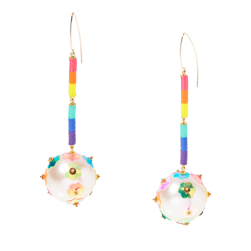 flower-glitter-earrings