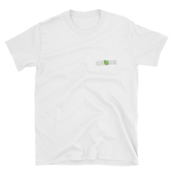 Green Apple FREE TV Logo T (unisex)