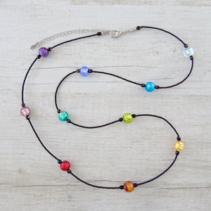 Coriandoi - Murano Glass Medium Necklace