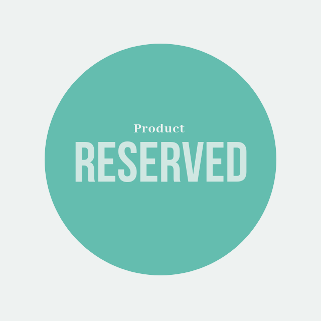 Reserved Product - Free Shipping