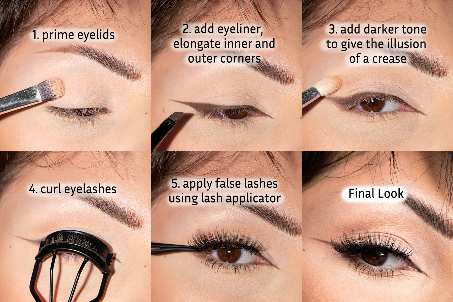 Lithe Lashes Fox Eye Makeup Tips