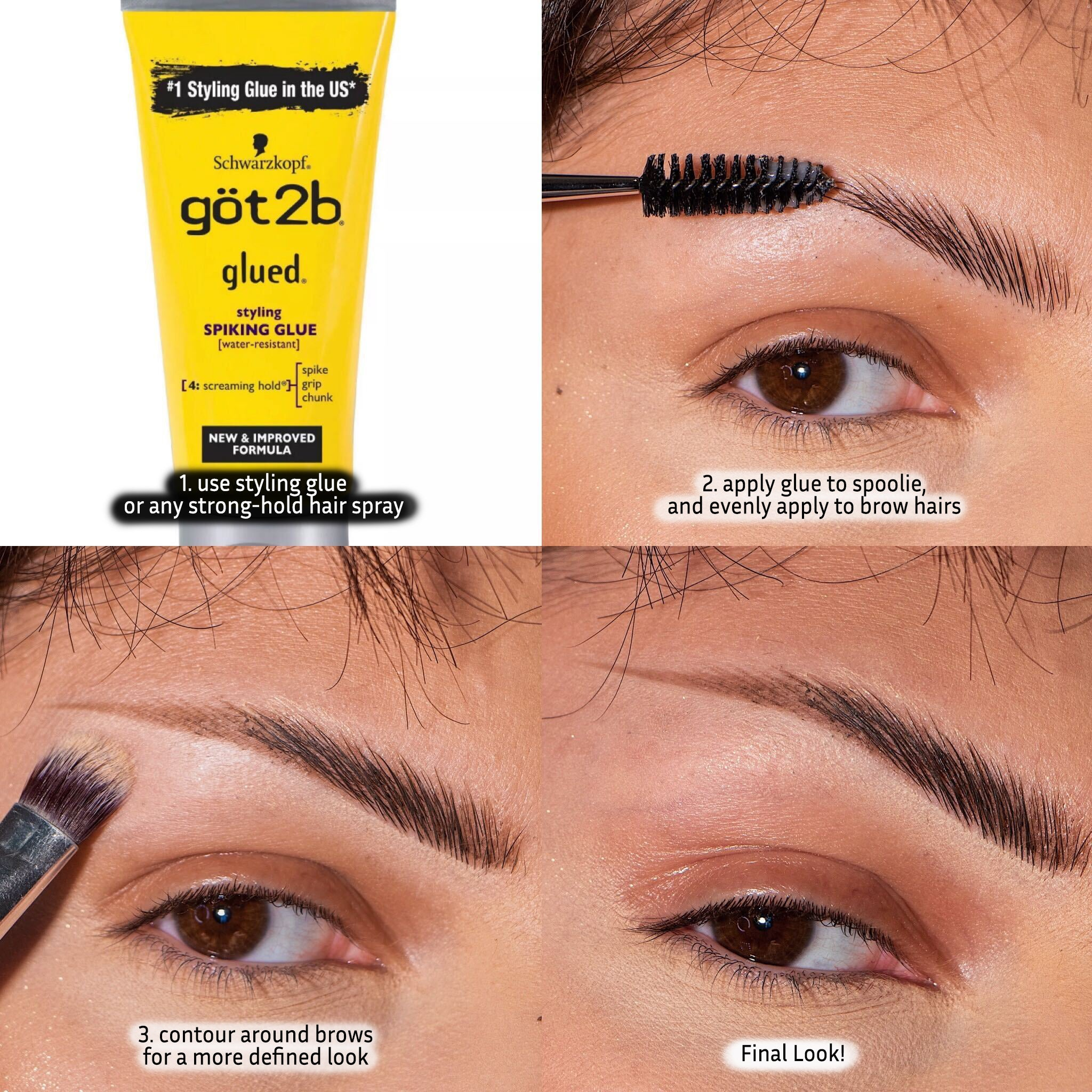 Lithe Lashes Soap Brows Trendy Makeup Tips