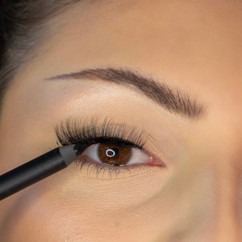 Lithe Lashes How To Apply Lashes Step 5