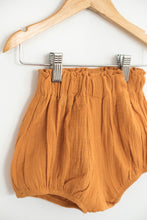 Load image into Gallery viewer, Mustard High Waisted Bloomer Shorts - Desert Fawn