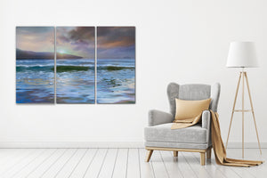 Triptych WALL DECOR