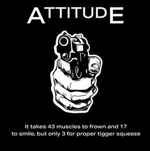 Attitude- Gallery Wrap Canvas w/ COA (Various Sizes)