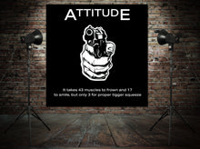 Load image into Gallery viewer, Attitude- Gallery Wrap Canvas w/ COA (Various Sizes)