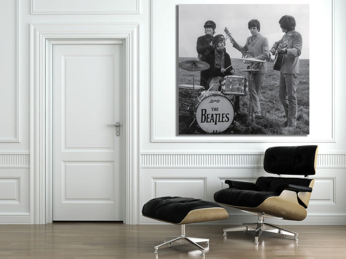The Beatles  - Gallery Wrap Canvas w/COA (Various Sizes)