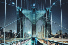 Load image into Gallery viewer, Brooklyn Bride NYC  - Gallery Wrap Canvas w/ COA (Various Sizes)