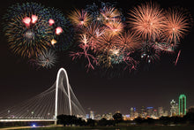 Load image into Gallery viewer, Dallas Bridge - Gallery Wrap Canvas w/ COA (Various Sizes)
