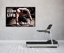 Load image into Gallery viewer, Falling Down - Gallery Wrap Canvas w/ COA (Various Sizes)