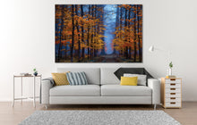 Load image into Gallery viewer, forest wall decor