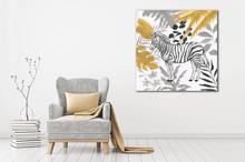 Load image into Gallery viewer, African Zebra 4 - Gallery Wrap Canvas w/ COA (Various Sizes)