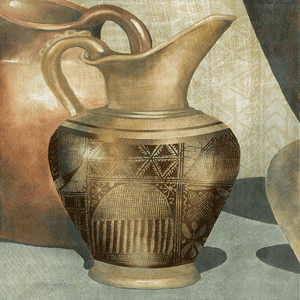 Earthenware Jug - Gallery Wrap Canvas w/ COA (Various Sizes)