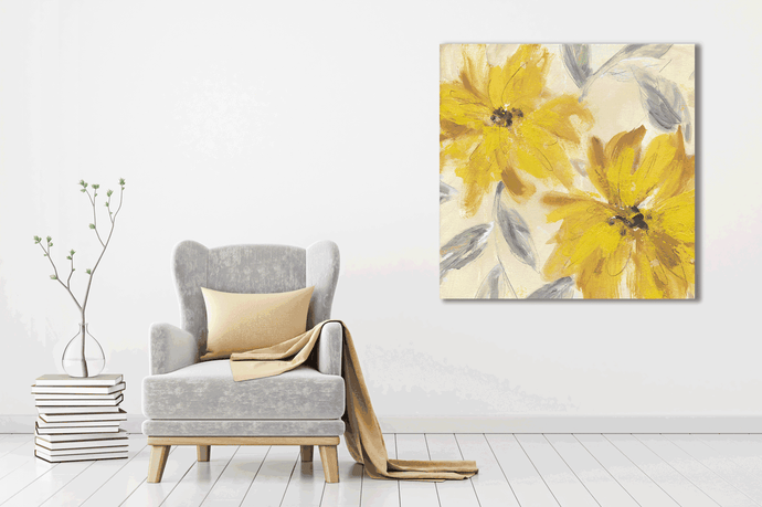 Margarita Flower (Dear Margarita) - Gallery Wrap Canvas w/ COA (Various Sizes)