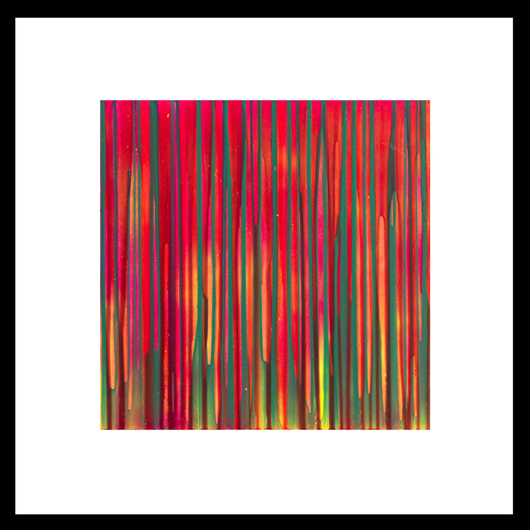 Free Motion 2 - Gallery Wrap Canvas w/ COA (:Various Sizes)