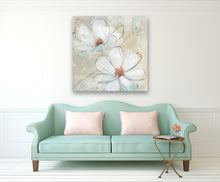 Load image into Gallery viewer, Floral wall decor