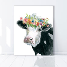 Load image into Gallery viewer, Cow Wall Decor