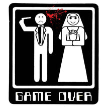 Load image into Gallery viewer, Game Over - Gallery Wrap Canvas w/ COA (Various Sizes)
