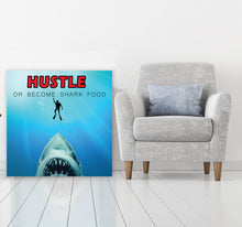 Load image into Gallery viewer, Hustle- Gallery Wrap Canvas w/ COA (Various Sizes)